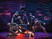 Norwegian Breakaway - Burn the Floor - Show