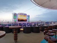 Norwegian Breakaway - Spice H2O Bar