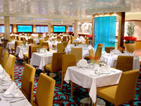 Norwegian Dawn - Aqua Main Dining Room