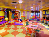 Norwegian Dawn - T-Rex Kids Center & Teen Club
