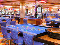 Norwegian Dawn - Dawn Club Casino
