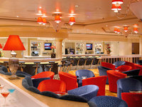 Norwegian Dawn - Dazzles Lounge & Nachtclub