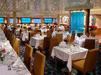 Norwegian Dawn - Aqua Hauptrestaurant