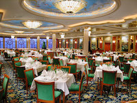 Norwegian Dawn - Venetian - Hauptrestaurant