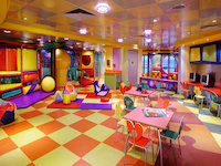 Norwegian Dawn - T-Rex Kids Center Teen Club