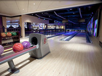 Norwegian Epic - Bowling Bahn