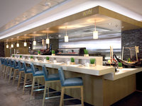 Norwegian Epic - Sushi Bar