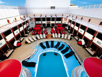 Norwegian Epic - Courtyard