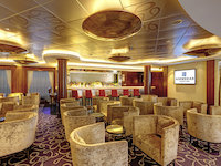 Norwegian Epic - Shakers Lounge