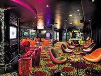 Norwegian Epic - Entourage Lounge