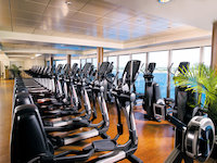 Norwegian Epic - Sportstudio