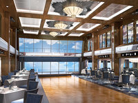 Norwegian Escape - Manhattan Restaurant