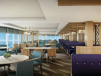 Norwegian Escape - Garden Café