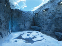 Norwegian Escape - Snow Room