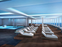 Norwegian Escape - SPA Bereich