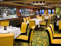 Norwegian Gem - Cagney's Steakhouse