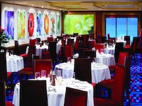 Norwegian Gem - Magenta Hauptrestaurant