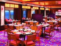 Norwegian Gem - Lotus Orchid Garden - asiatisches Restaurant