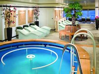Norwegian Gem - Yin Yang SPA Pool