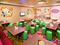 Norwegian Gem - Kids Café