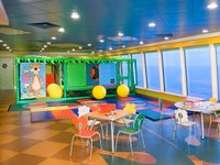 Norwegian Jade - Tree Tops Kids Club