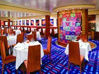 Norwegian Jade - Alizar Hauptrestaurant