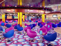 Norwegian Jewel - Cabaret Lounge & Bar