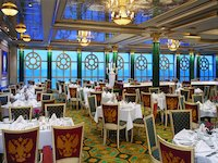 Norwegian Jewel - Tsar Palace - Hauptrestaurant