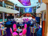 Norwegian Jewel - Crystal Atrium