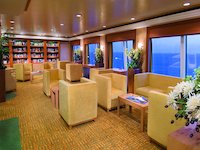 Norwegian Jewel - Bibliothek