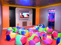 Norwegian Jewel - Splashdown Kids Club