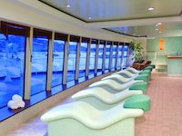 Norwegian Jewel - Bora Bora Health SPA