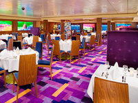 Norwegian Pearl - Indigo Main Restaurant