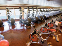 Norwegian Pearl - Fitness Center