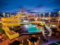 Norwegian Pearl - Pool Area