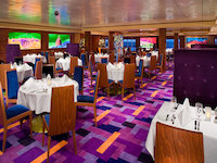 Norwegian Pearl - Indigo Hauptrestaurant