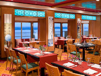 Norwegian Pearl - Lotus Garden - asiatisches Restaurant