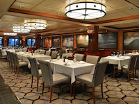 Norwegian Pearl - Cagney's Steakrestaurant