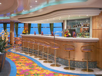 Norwegian Sky - Atrium Bar