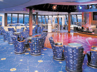 Norwegian Spirit - Galaxy of the Stars Observation Lounge