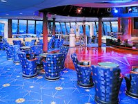 Norwegian Spirit - Galaxy of the Stars - Observation Lounge
