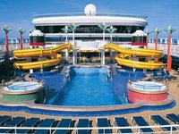 Norwegian Star - Oasis Pool
