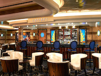 Norwegian Star - Gatsbys Bar & Lounge