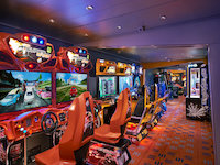 Norwegian Star - Video Arcade