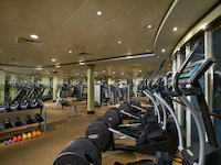 Norwegian Star - Fitness Club