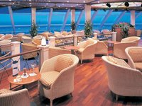 Norwegian Sun - Observation Lounge