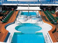 Norwegian Sun - Oasis Pool