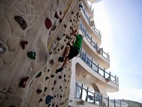 Oasis of the Seas - Rock Climbing