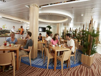 Oasis of the Seas - Vitality Cafe