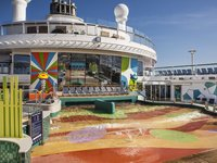 Ovation of the Seas - H2O Zone ©Royal Caribbean International